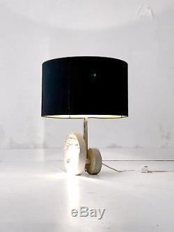 1970 Lampe Sculpture Pierre Moderniste Bauhaus Space-age