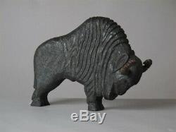 Belle sculpture art deco ancienne 1930
