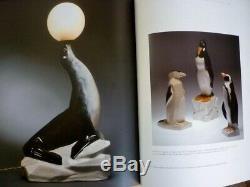 Bouraine Evolution Sculpture Animalière Otarie Céramique Craquelé Art Déco 1930
