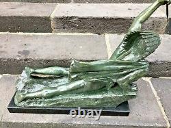 Important bronze de Marcel André Bouraine(1886-1948)