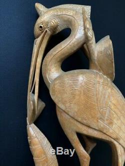 Rare Sculpture Animaliere Epoque Art Deco 1920/30 Indonesie