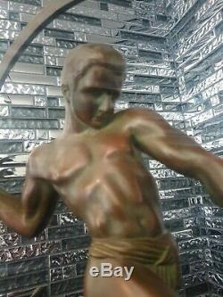 Sculpture Art deco Signé Kowas