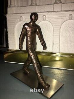 Sculpture en bronze Paul Huillard Art Déco