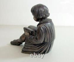 Sculpture mascotte automobile art deco années 1920
