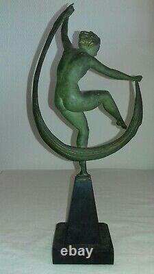 Statue Sculpture Art Deco 1930